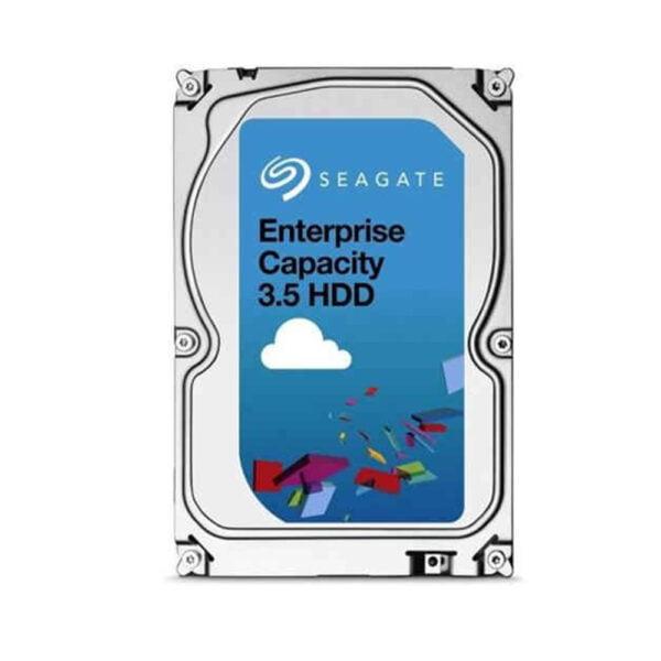 HD Interno 10TB Seagate Enterprise SATA 3 7200RPM Capacity v6 256MB Cache 6.0Gb/s - ST10000NM0016
