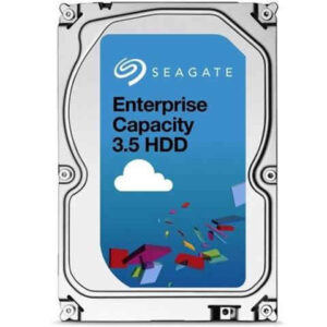 HD Interno 10TB Seagate Enterprise SATA 3 7200RPM Capacity v6 256MB Cache 6.0Gb/s - ST10000NM0016