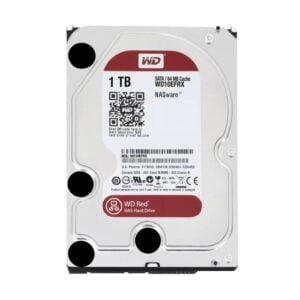 HD Interno 1TB Nas WD RED Sata 3 6Gb/S - WD10EFRX