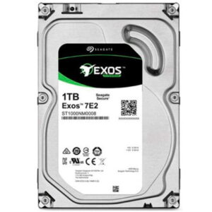 Hd Interno 1Tb Seagate Enterprise Servidor Sata 3 7200Rpm 128Mb Cache SATA 6Gb/s 24x7 - ST1000NM0008