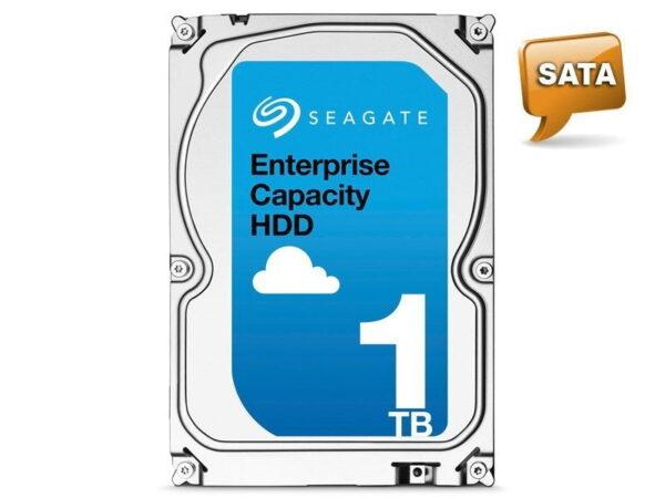 Hd Interno 1Tb Seagate Enterprise Servidor Sata 3 7200Rpm 128Mb Cache SATA 6Gb/s 24x7 - ST1000NM0008