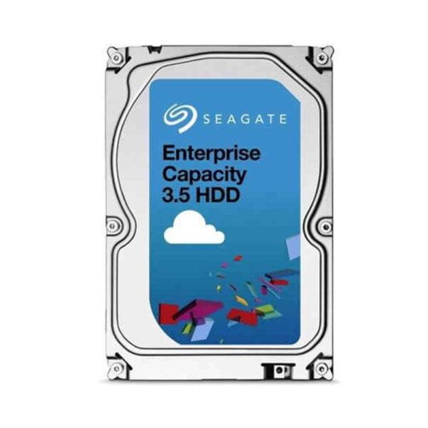 Hd Interno 2Tb Seagate Enterprise Servidor Sata 3 7200Rpm 128Mb Cache 6Gb/s 24x7 - ST2000NM0008