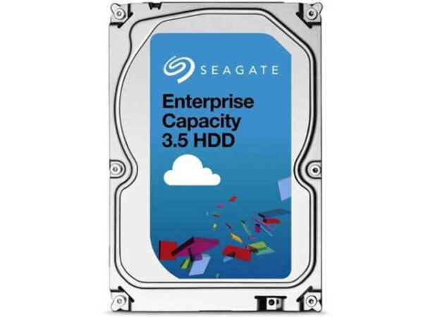 Hd Interno 2Tb Seagate Enterprise Servidor Sata 3 7200Rpm 128Mb Cache 6Gb/s 24x7 - ST2000NM0008