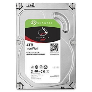 HD Interno 2Tb Seagate IronWolf NAS 5900RPM 64MB Cache Sata 6.0Gb/s - ST2000VN004