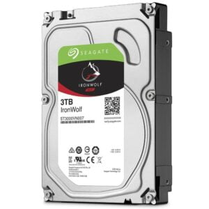 HD Interno 3Tb Seagate IronWolf NAS 5900RPM 64MB Cache Sata 6.0Gb/s - ST3000VN007