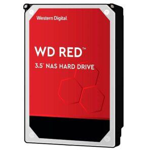 HD Interno 4TB Nas WD RED Sata 3 6Gb/S - WD40EFAX