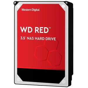 HD Interno 6TB Nas WD RED Sata 3 6Gb/S - WD60EFAX