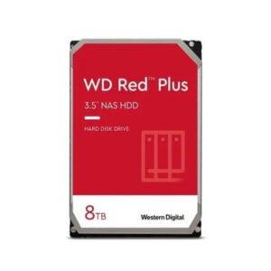 HD Interno 8TB Nas WD RED Sata 3 6Gb/S - WD80EFBX