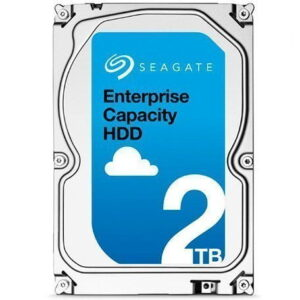 HD Seagate 2TB 7200RPM 128MB Cache SAS 12GB/S Enterprise Servidor 24x7 - ST2000NM0045