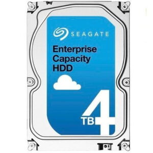HD Seagate 4TB 7200RPM 128MB Cache SAS 12GB/S Enterprise Servidor 24x7 - ST4000NM0125