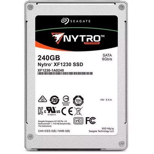 Hd Ssd Server 240gb Seagate Enterprise Sata 3 - XA240LE10003