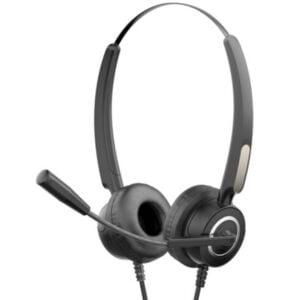 Headset Call Center HP - DHE-8000 - Com fio