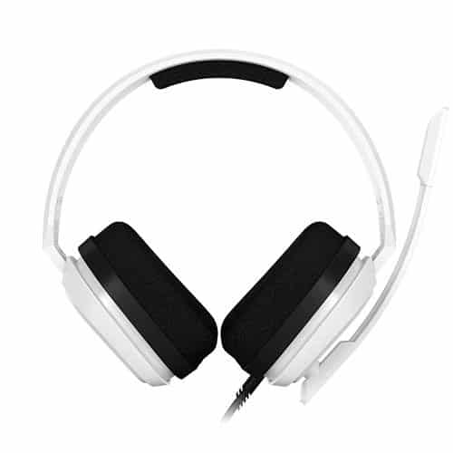 Headset Gamer Astro A10 Branco e Azul PS4, Nintendo Switch e PC - 939-001853