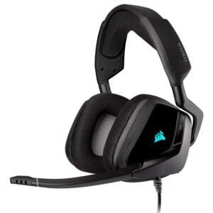 Headset Gamer Corsair Void Elite RGB - Carbono