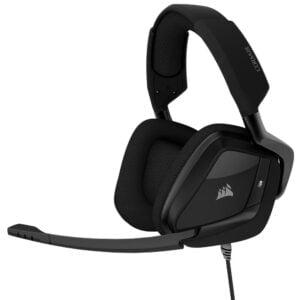 Headset Gamer Corsair Void Elite USB/P2 - Carbono