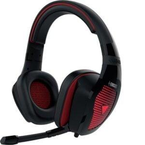 Headset Gamer Gamdias Eros E1 Imersão 3D 40mm