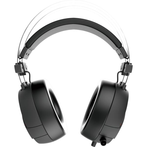 Headset Gamer Gamdias Hebe E1 Imersão 3D 40mm