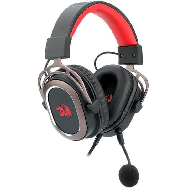 Headset Gamer Redragon Helios H710 Surround 7.1 50mm
