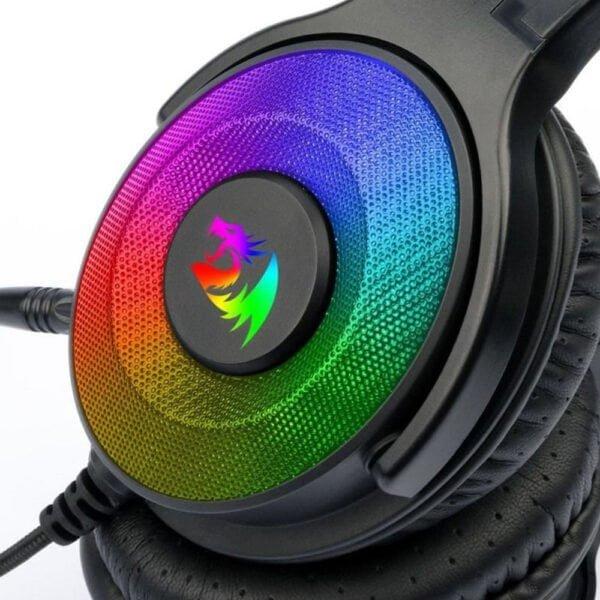Headset Gamer Redragon Rgb Pandora H350RGB