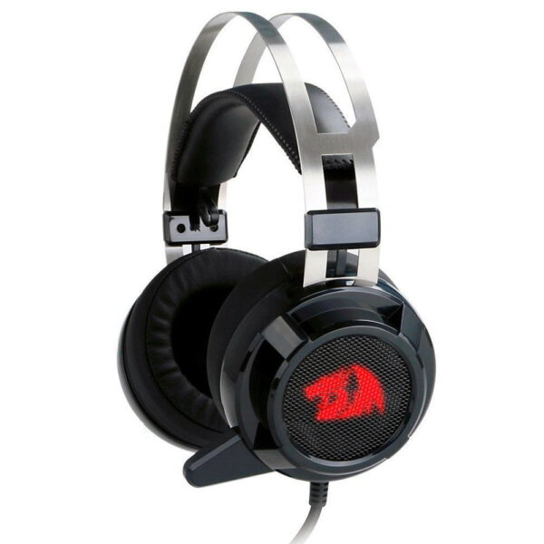 Headset Gamer Redragon Siren 2 Usb 7.1 Surround - H301