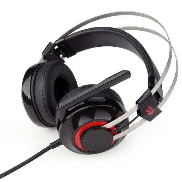 Headset Gamer Redragon Talos Surround 7.1 40mm H601