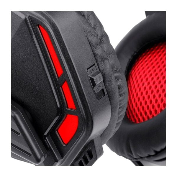 Headset Gamer Redragon Themis 2 H220N Surround 50mm