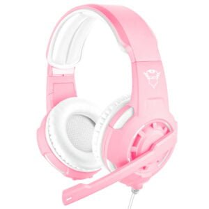 Headset Gamer Trust GXT 310P Radius Pink - PS4/PS5/XBOX series/SWITCH/PC/LAPTOP