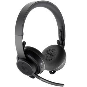 Headset Sem Fio Logitech Zone Bluetooth Estéreo - 981-000797