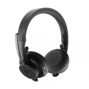 Headset Sem Fio Logitech Zone Wireless UC