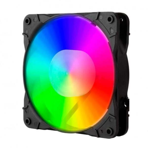 Kit Coolers fan RGB Redragon 3x12mm GC-F007