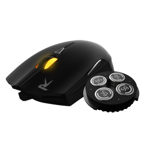 Kit Gamer Gamdias Teclado Ares + Mouse Ourea