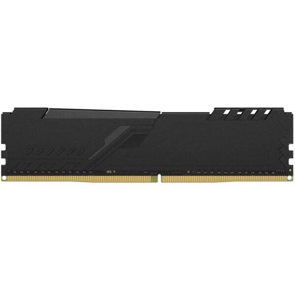 Memória HyperX Fury 4GB DDR4 2666MHz Preto - HX426C16FB3/4