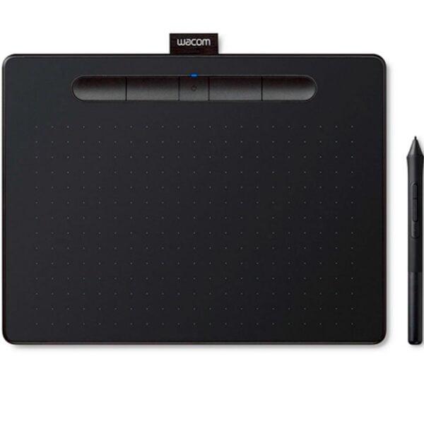 Mesa Digitalizadora Média Bluetooth Wacom Intuos - CTL6100WLK