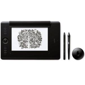 Mesa Digitalizadora Média Wacom Intuos Pro Paper Edition - PTH660P