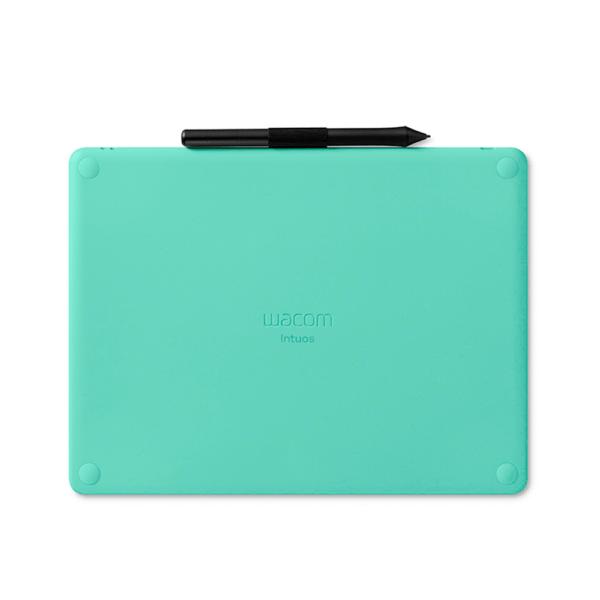 Mesa Digitalizadora Pequena Bluetooth Pistache Wacom Intuos - CTL4100WLE
