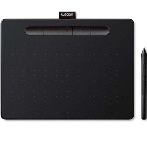 Mesa Digitalizadora Pequena Bluetooth Wacom Intuos - CTL4100WLK