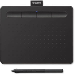 Mesa Digitalizadora Pequena Wacom Intuos - CTL4100