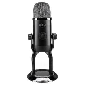 Microfone Condensador USB Blue Yeti X Preto- 988-000105