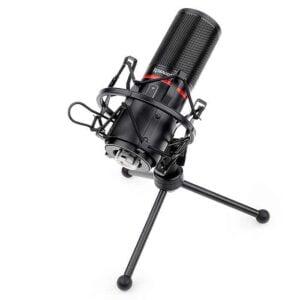 Microfone Gamer Redragon Stream Blazar - GM-300