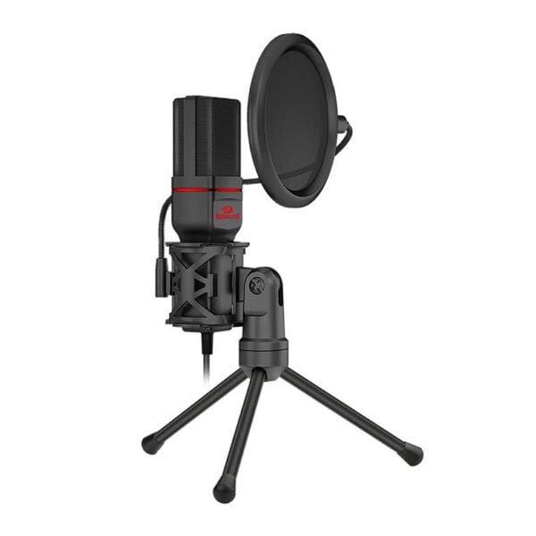 Microfone Gamer Redragon Stream Seyfert - GM100