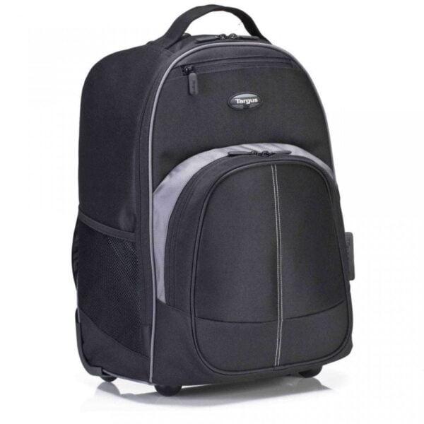 """Mochila Targus c/ Rodas Para Notebook Até 16"""" Compact Rolling Backpack - TSB750"""