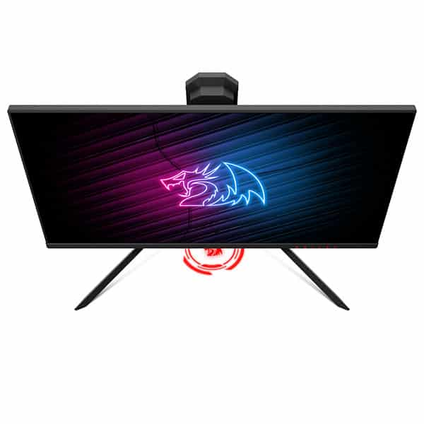 "Monitor 144HZ Gamer Redragon 27"" Full HD, 1ms, Freesync, Iluminação RGB - BlackMagic"