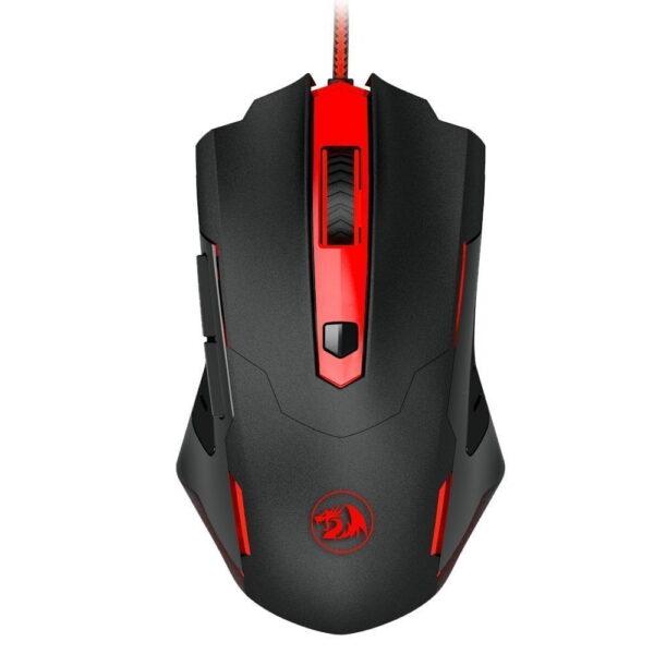 Mouse Gamer 7200dpi 6 Botões Redragon Pegasus M705