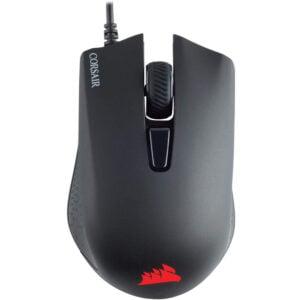 Mouse Gamer Corsair Harpoon PRO, RGB, 6 Botões, 12000DPI - Preto