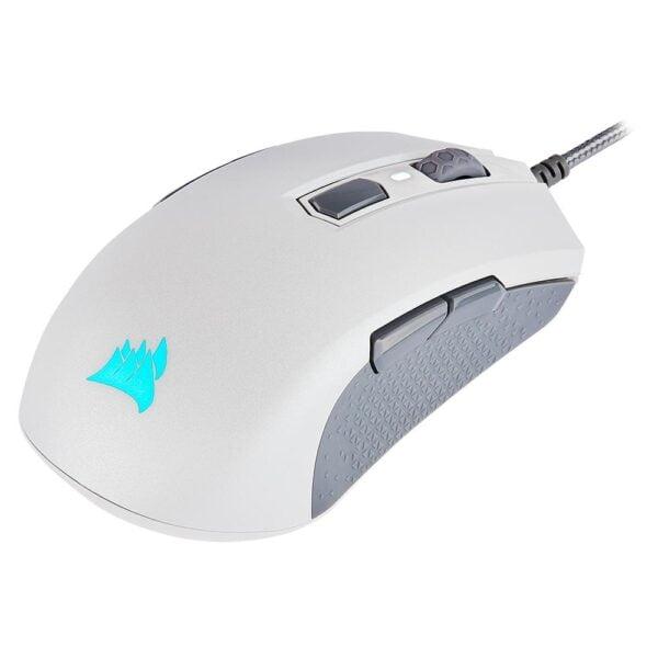 Mouse Gamer Corsair M55 RGB, Pro - Branco