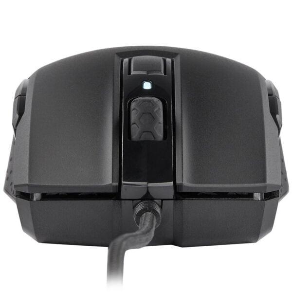 Mouse Gamer Corsair M55 RGB PRO - Preto, Ambidestro
