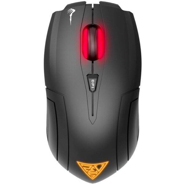 Mouse Gamer Gamdias Demeter E1 6 Botões 3200DPI + Mousepad – GD-DEMETER E1