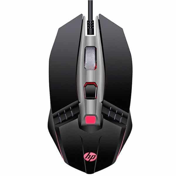 Mouse Gamer HP M270 LED 6 Botões 3200DPI