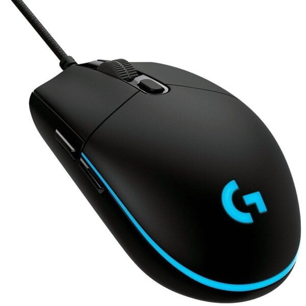 Mouse Gamer Logitech G Pro Gaming Rgb Lightsync 12000DPI