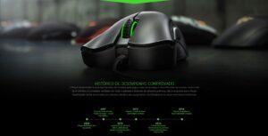 Mouse Gamer Razer Deathadder Essential, 6400 DPI